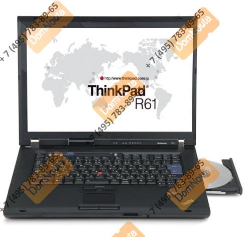 Ноутбук Lenovo ThinkPad R61