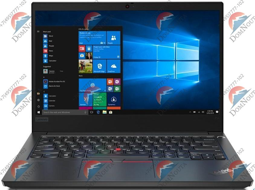 Ноутбук Lenovo ThinkPad E14